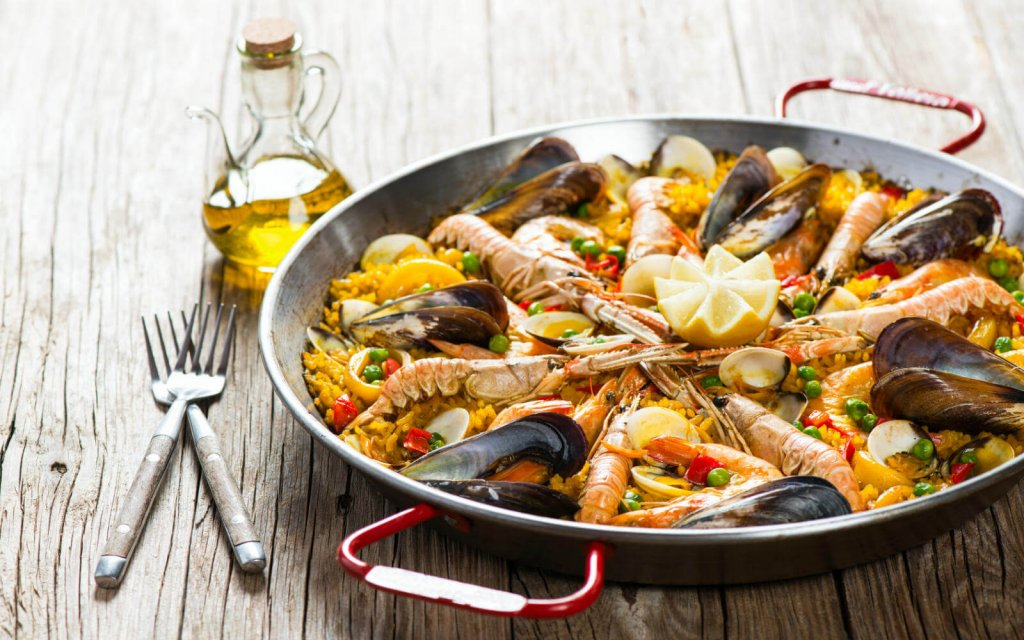 Where to get the delicious Spanish paella?