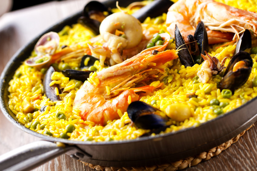 Barcelona paella restaurants