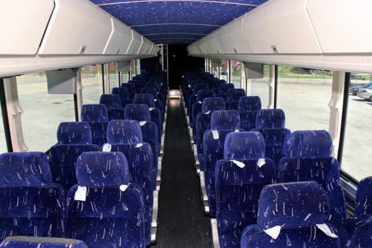 Birmingham charter bus