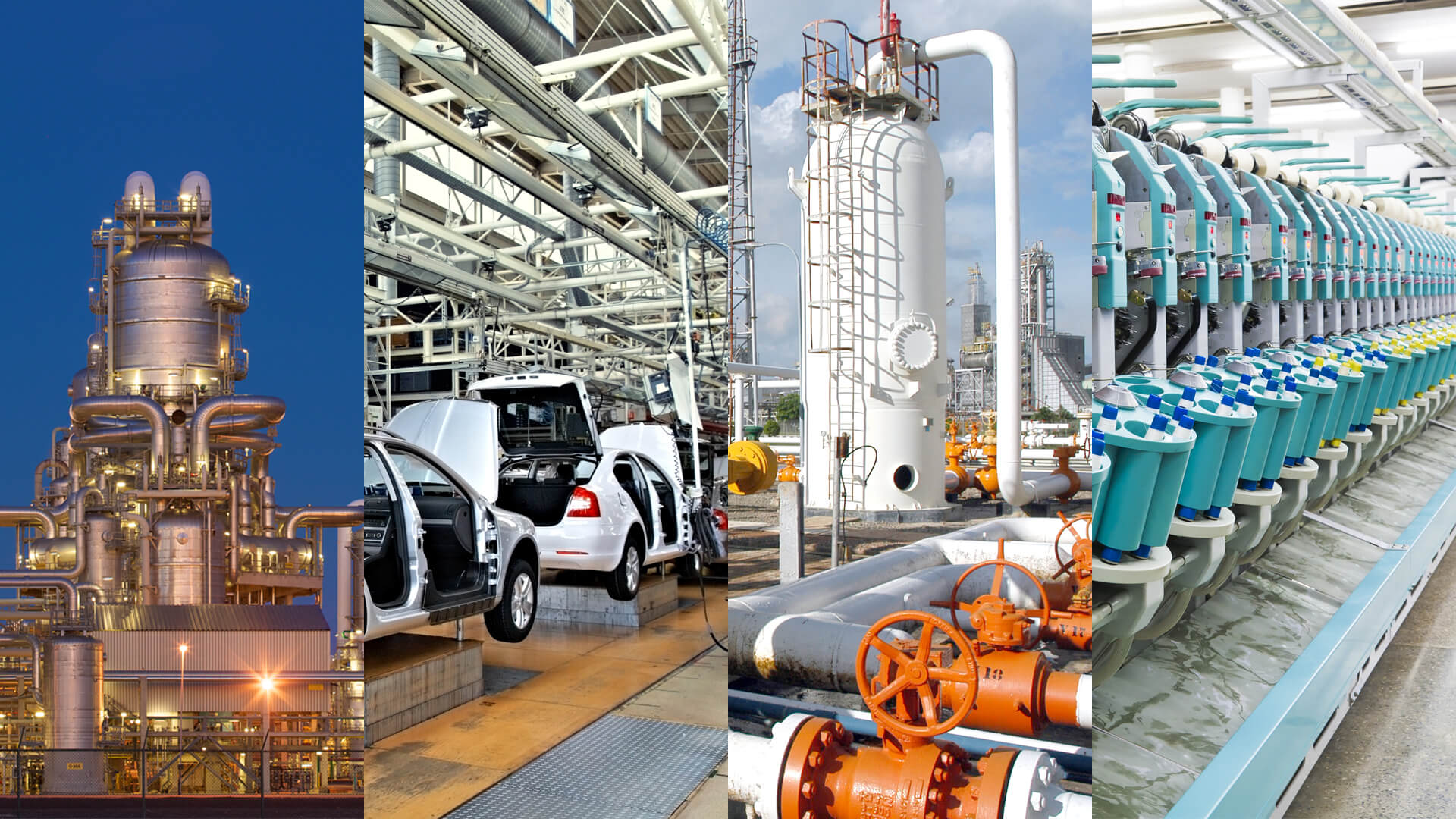 How Industrial Filtration Helps To Manufacture Industries?