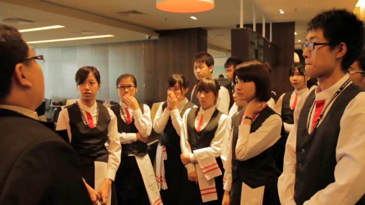 Rock the party with hired waiters and waitresses