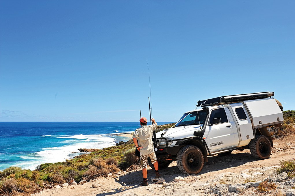 outdoor gear from Australia Wide 4WD