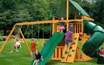 Guidelines for Buying a Swing Set