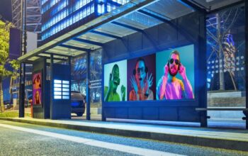 Applicable digital signage content at an affordable cost