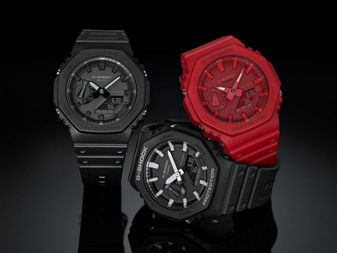 Developed Features Of Digital Casio G-Shock Singapore Watches