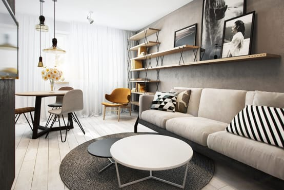 Modern Look to Your Old Home