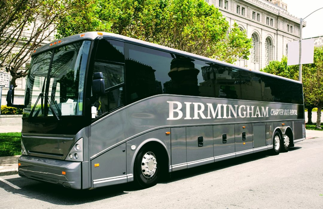 Birmingham charter bus provides great trips