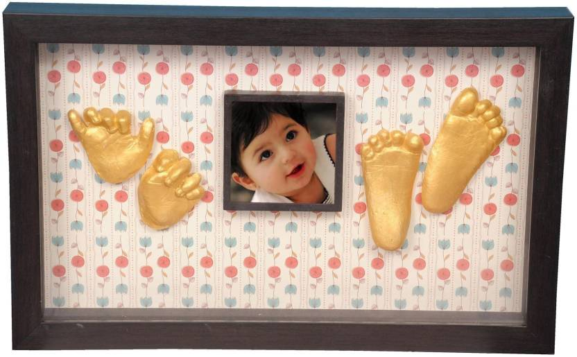 How to Create Baby Footprints
