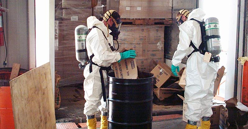 Hazardous Waste: A Quick Overview On Its Types And Disposal