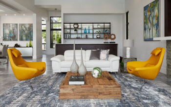 Decorate Your Home More Attractive with Modern Furniture