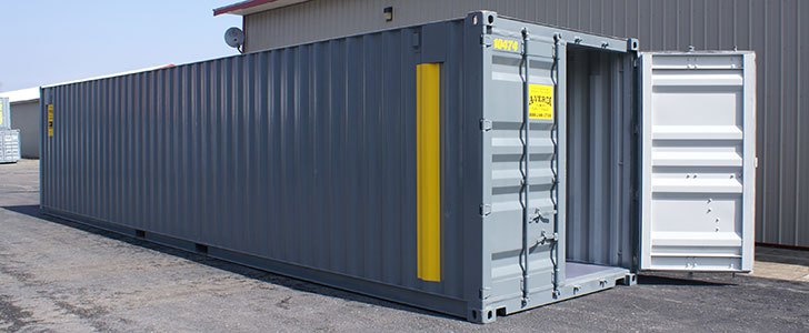 Warehouse Container Rental – What You Need to Know Before Paying